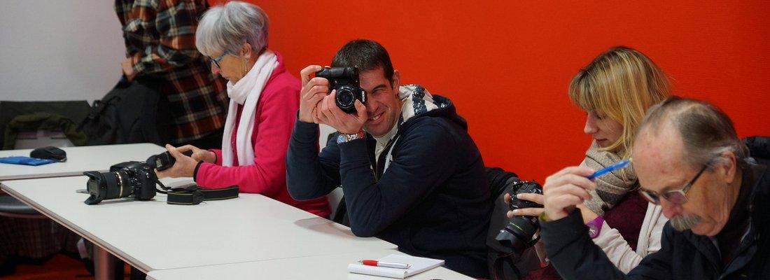 apprendre la photographie avec un club photo en finistère