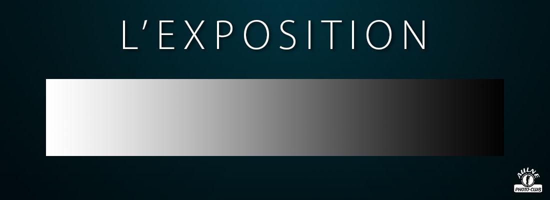 comprendre l'exposition en photographie
